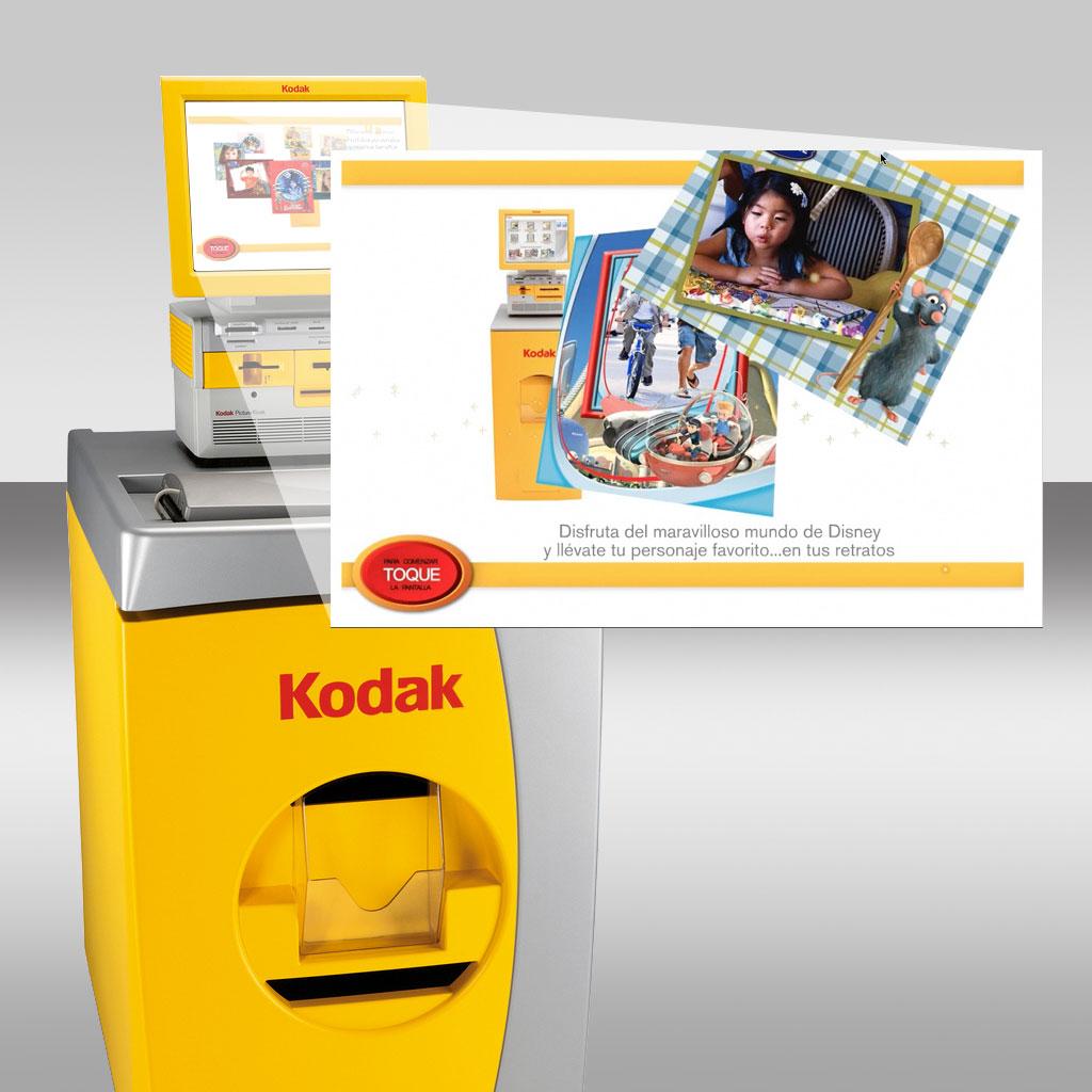 Kodak attraction loop